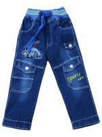 Брюки детские джинсы 2-6 №156110